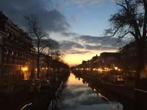 Canalhouses(La Haya)