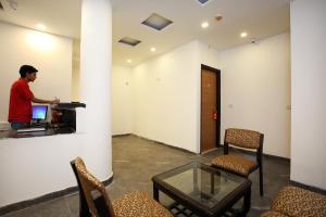 Hotel 7, Nízkorozpočtové hotely  Chandīgarh - big - 20