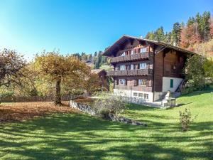 Chalet Riant Soleil, Holiday homes  Arveyes - big - 19