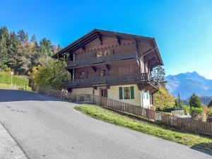 Chalet Riant Soleil, Holiday homes  Arveyes - big - 15