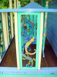 Gecko - Basic One Bedroom Cabin