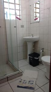 Pensão da Simone, Ubytování v soukromí  Curitiba - big - 9
