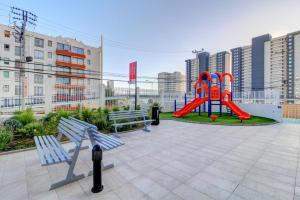 Edificio Marazul, Apartmány  Coquimbo - big - 15