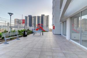 Edificio Marazul, Appartamenti  Coquimbo - big - 16