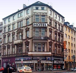 Hotel Komet, Hotel  Düsseldorf - big - 19