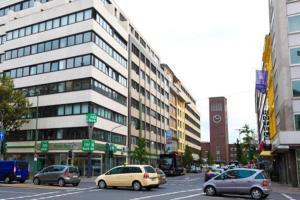 Hotel Komet, Hotel  Düsseldorf - big - 20