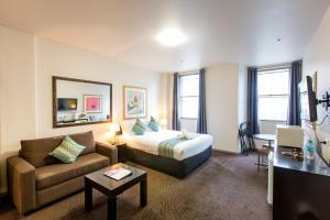 Pokój typu Corporate z łóżkiem typu queen-size