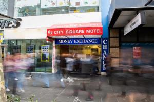 City Square Motel, Motel  Melbourne - big - 28