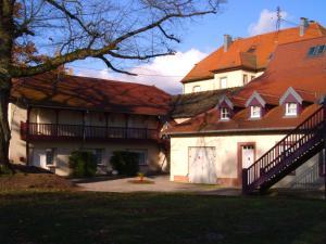 Grand Hôtel, Отели  Мюнстер - big - 26