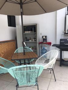Marimba's Park Homes, Dovolenkové domy  Tuxtla Gutiérrez - big - 9