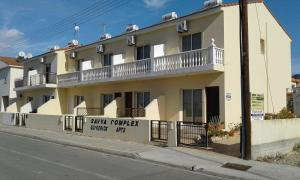 Savva Complex, Апартаменты  Периволия - big - 32