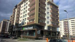 Sweet Garden Residence, Apartmanok  Brassó - big - 28