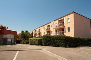 Résidence La Pinède, Apartmanhotelek  Le Barcarès - big - 5