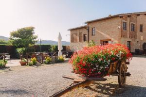 Casa Di Campagna In Toscana, Vidiecke domy  Sovicille - big - 156