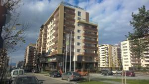 Sweet Garden Residence, Apartmány  Brašov - big - 8