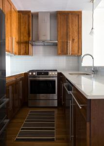 Three-Bedroom on Newbury Street Apt 31, Апартаменты  Бостон - big - 8