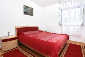 Apartment Drace 10127a, Ferienwohnungen  Janjina - big - 13