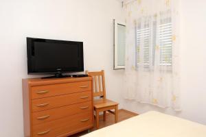 Apartment Drace 10127a, Ferienwohnungen  Janjina - big - 5