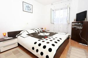 Apartment Drace 10127a, Ferienwohnungen  Janjina - big - 4