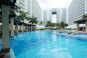 SM Shell Residences Pasay by StayHome Asia, Apartments  Manila - big - 10