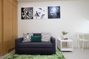 SM Shell Residences Pasay by StayHome Asia, Apartments  Manila - big - 31