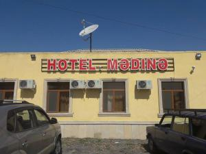 Отель Medine, Агстафа