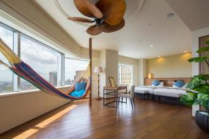 Suite Room with Hammock - Non-Smoking