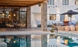 Portes Suites & Villas Mykonos, Aparthotels  Glastros - big - 74