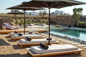 Portes Suites & Villas Mykonos, Aparthotels  Glastros - big - 66