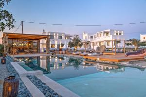 Portes Suites & Villas Mykonos, Aparthotels  Glastros - big - 82