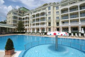 3 hviezdičkový apartmán ApartComplex Splendid Svätý Konstantin a Helena Bulharsko