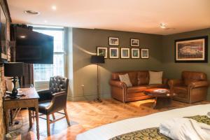 Junior Suite Double or Twin Room