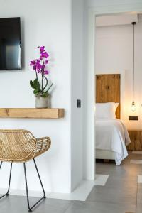 Portes Suites & Villas Mykonos, Aparthotels  Glastros - big - 24