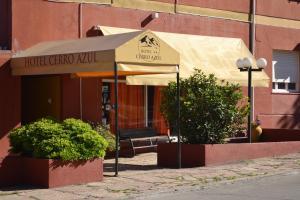 Hotel Cerro Azul, Hotel  Villa Carlos Paz - big - 31