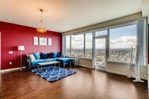 BEST LUXURY 2B/2B W Views, Apartmány  San Diego - big - 1