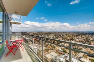 BEST LUXURY 2B/2B W Views, Apartmány  San Diego - big - 5