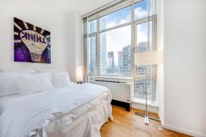 Times Square Lux Highrise, Apartmány  New York - big - 12