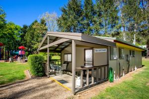 Bright Freeburgh Caravan Park, Комплексы для отдыха с коттеджами/бунгало  Брайт - big - 57