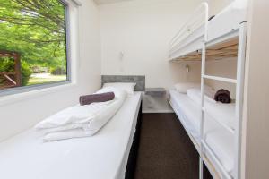 Bright Freeburgh Caravan Park, Комплексы для отдыха с коттеджами/бунгало  Брайт - big - 49