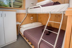Bright Freeburgh Caravan Park, Комплексы для отдыха с коттеджами/бунгало  Брайт - big - 38