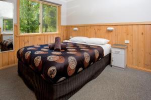 Bright Freeburgh Caravan Park, Комплексы для отдыха с коттеджами/бунгало  Брайт - big - 36