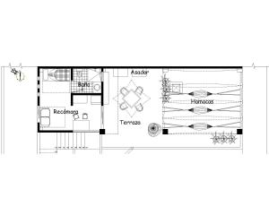 Marimba's Park Homes, Prázdninové domy  Tuxtla Gutiérrez - big - 22