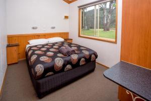 Bright Freeburgh Caravan Park, Комплексы для отдыха с коттеджами/бунгало  Брайт - big - 14
