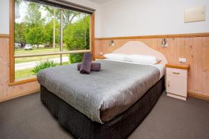 Bright Freeburgh Caravan Park, Комплексы для отдыха с коттеджами/бунгало  Брайт - big - 7