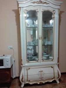 Apartment 16 Mikrorayon 42, Ferienwohnungen  Shymkent - big - 12