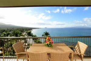 Premier Two-Bedroom Apartment with Ocean View and Balcony