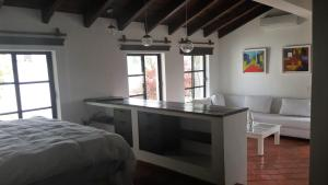 Suites Rosas, Ferienwohnungen  Cancún - big - 22