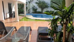 Suites Rosas, Ferienwohnungen  Cancún - big - 26