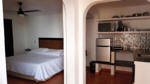 Suites Rosas, Ferienwohnungen  Cancún - big - 31