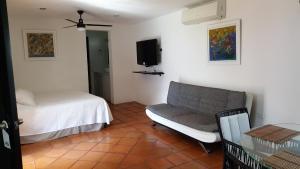 Suites Rosas, Ferienwohnungen  Cancún - big - 33